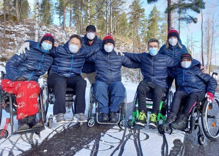 Curleři na MS B ve Finsku