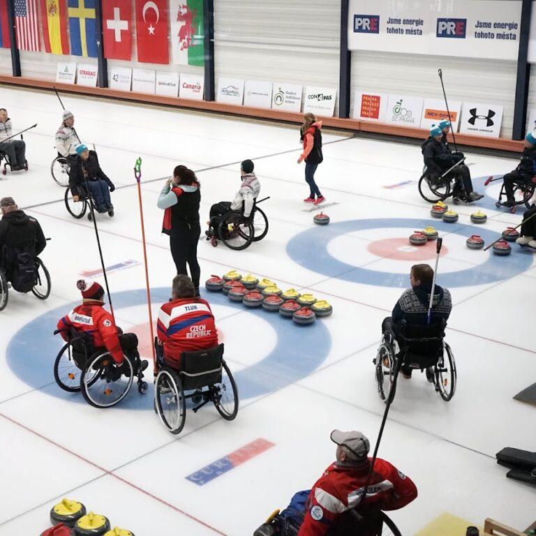 15. mezinárodní turnaj v curlingu vozíčkářů 2021